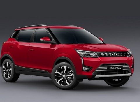 Mahindra XUV300 набирает 13 000 заказов за один месяц