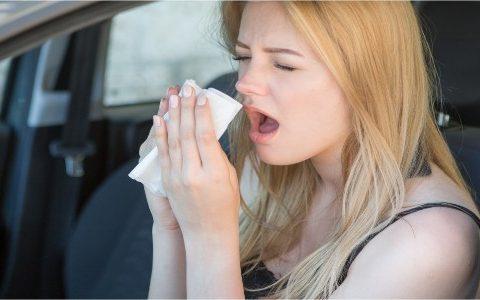 Jaguar и Land Rover хотят предотвратить кашель и чихание