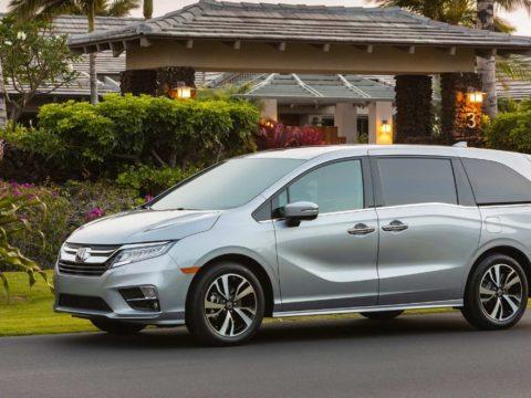 Honda создала новую технологию подушек безопасности, TechFront