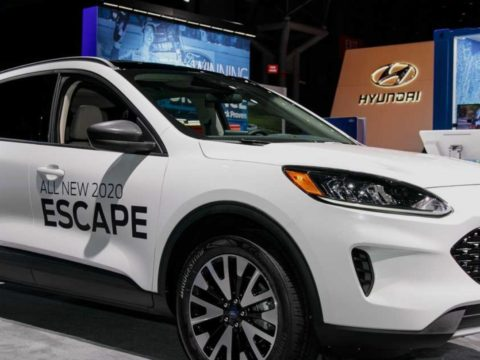 Экономия топлива от Ford Escape