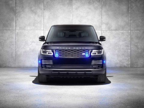 Range Rover Sentinel теперь мобильная крепость