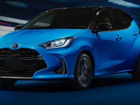 Новая Toyota Yaris
