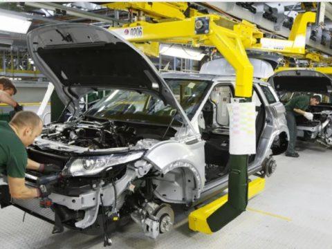 Первый EV Range Rover будет «средним внедорожником»