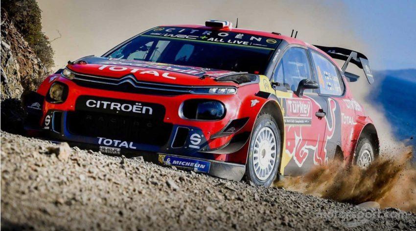 Citroen может выйти из WRC из-за перенастройки PSA