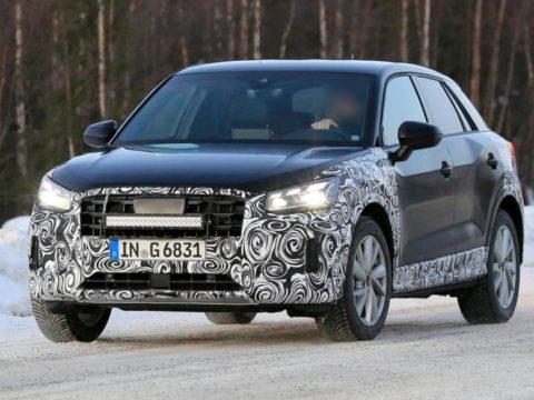 Новый Audi SQ2