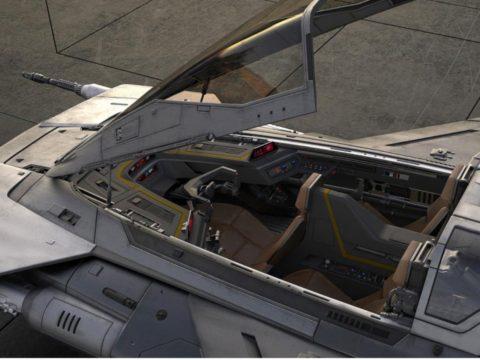 Porsche и Lucasfilm представляют концепцию Starfighter