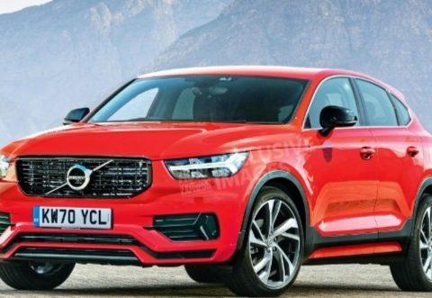 Новый Volvo V40 превратится в хэтчбек в стиле SUV