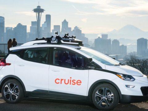 General Motors представляет Cruise Origin, его первый автономный автомобиль6Cruise Origin