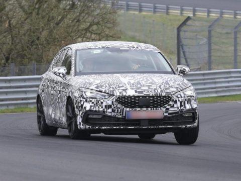 Новый SEAT 2020 года Леон будет представлен на следующей неделе