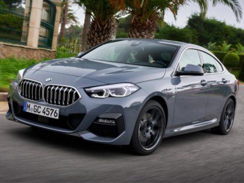 Четырехдверный BMW 2 серии Gran Coupe