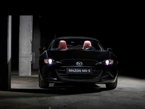 Mazda возрождает классический шильдик с выпуском MX-5 Eunos