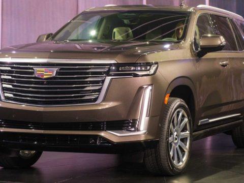 Cadillac с новым двигателем