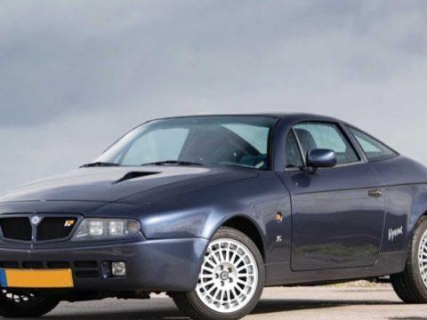 Редкая Lancia Hyena By Zagato на основе Delta Integrale