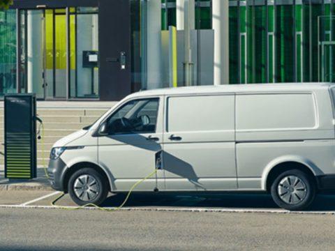 Новый коммерческий электромобиль e-Transporter от Volkswagenи и ABT