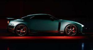 Ограниченный выпуск 710-сильного Nissan GT-R50 от Italdesign