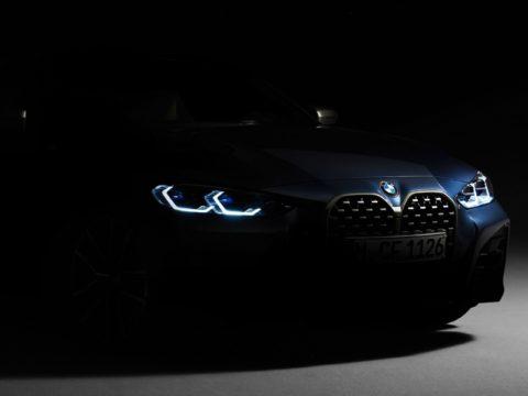 Новый BMW Купе 2020 года 4 серии