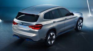 Новый BMW iX3 2020