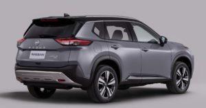 Nissan X-Trail 2021 года