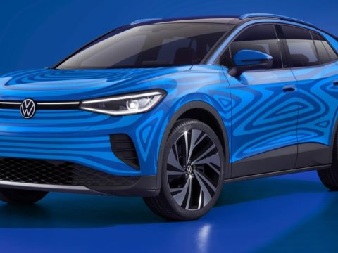 Новый 2021 Volkswagen ID.4