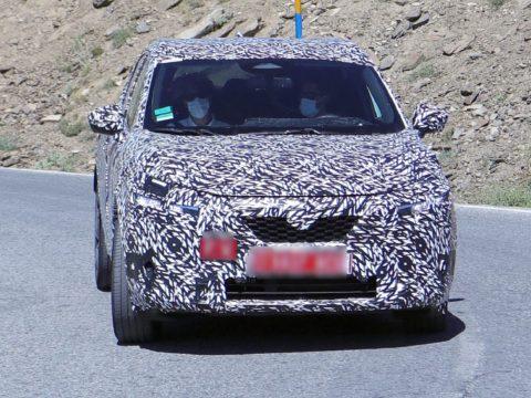 Nissan Qashqai нового поколения