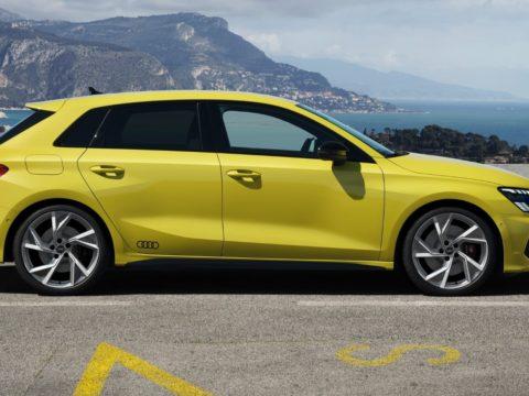 Новый Audi S3 Sportback 2020 с мощностью 306 л.с.