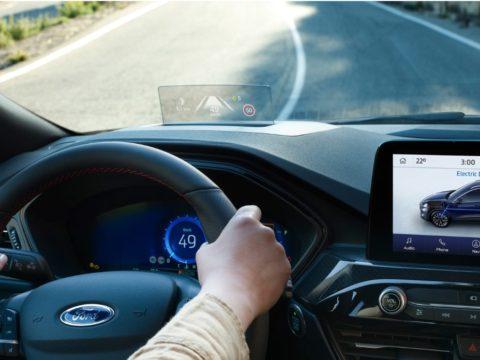 Началась глобальная работа по автоматизированным системам удержания полосы движения для полуавтономных автомобилей