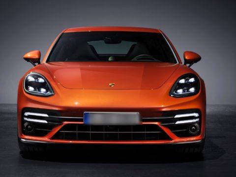Новый Porsche Panamera 2020 модельного года