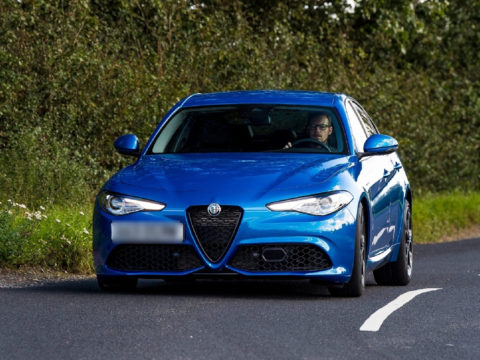 Обзор новой Alfa Romeo Giulia Veloce 2020