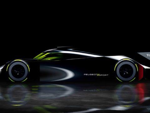 Гиперкар Peugeot Le Mans выступит на чемпионате мира