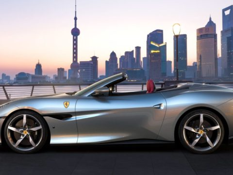 Новый Ferrari Portofino M 2021 года с 612 л.с.