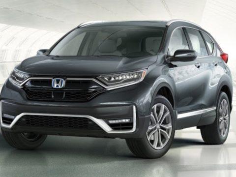 Обновленная Honda CR-V стала доступна в России.