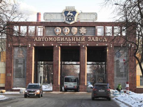 Mersedes ушел с Горьковского завода