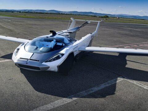 Летающие автомобили, настоящее или будущее
