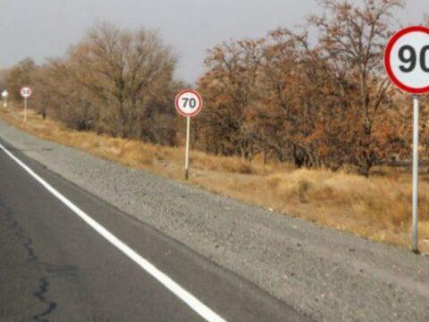 Скоростной режим на Российских дорогах абсурд или норма