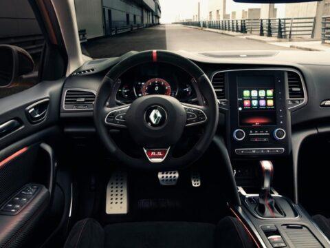 А что там у Renault
