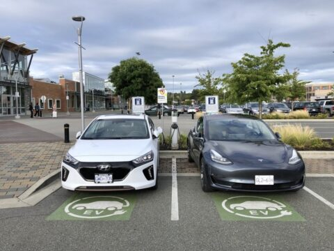 Политика и электромобили