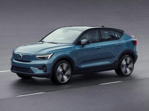 Volvo с новым электрокаром