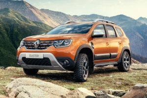 Новинки от Renault